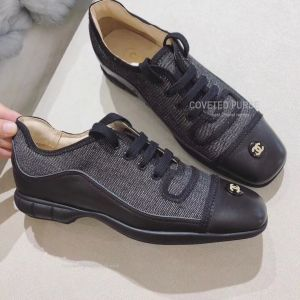 Chanel Lace Ups 185276