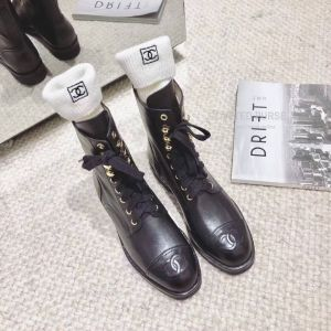 Chanel Short Boots 185297