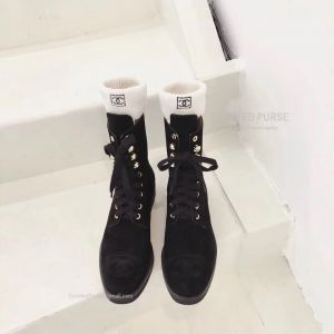 Chanel Short Boots 185298