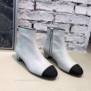 Chanel Short Boots 185299