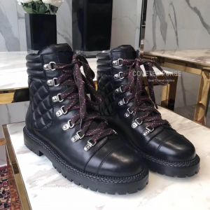 Chanel Short Boots 185301