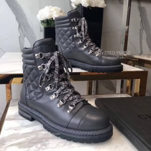 Chanel Short Boots 185302