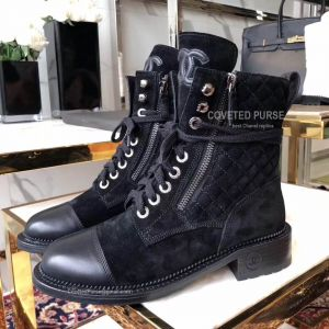 Chanel Short Boots 185304