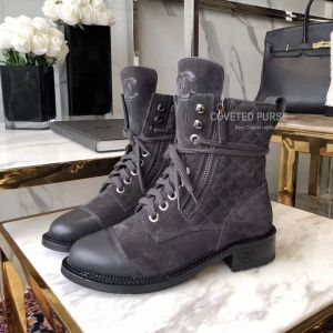 Chanel Short Boots 185305