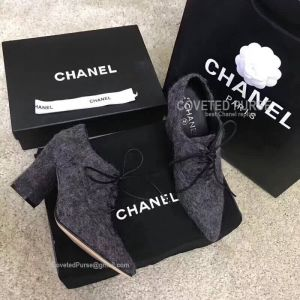 Chanel Short Boots 185307